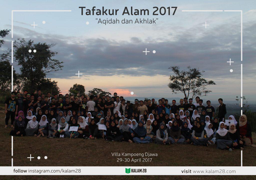 tafakur alam 2017